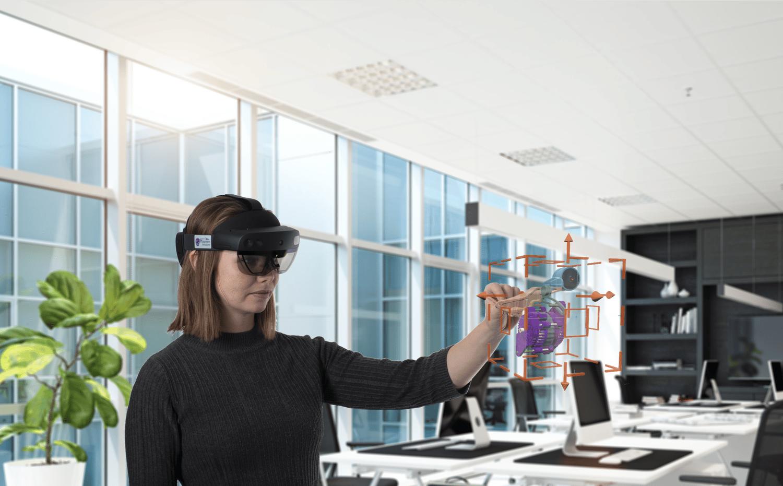 Microsoft HoloLens 2 HoloLens2