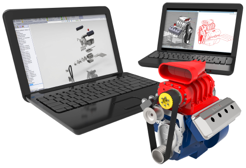 Exchange 3D CAD data across systems