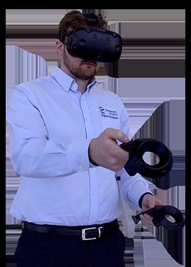 Virtual Reality Vive